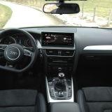 im Gedankenstrich 10.25 Zoll breiter Bildschirm-androide Hauptgeräten-Multimedia für Audi A4/A5 2009-2017