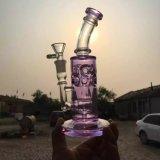 Tubi di fumo colorati riciclatore all'ingrosso di vetro di Borosilicate di alta qualità