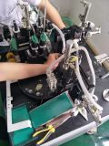 Máquina distribuidora da colagem estável da estação de funcionamento duplo para a linha de produção (JT-D3310)