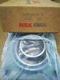 Rodamiento de acero presionado Fyh Ucf208 del bloque de almohadilla del soporte del cojinete del borde de NTN NSK