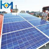 3.2mm PV 모듈 사용 Ar 코팅 Tempered 태양 에너지 유리