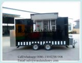 Take Away Egg Cake Food Vending Kiosk