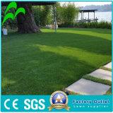 Interiores y Exteriores 10-70mm de altura Multicolor alfombras de rollo de césped artificial
