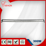 Bright 강한 52 Inch 크리 말 300W 28000lm LED Bar Light