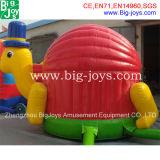 Aufblasbarer Schildkröte-Prahler für Kinder (BJ-B13)