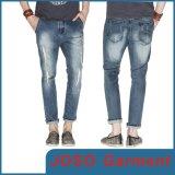 Mann-Form-Denim zerrissene Jeans (JC3064)