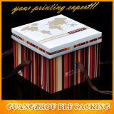 Cadre de empaquetage de gâteau de carton
