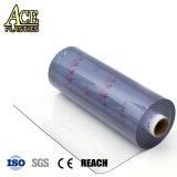 600*1000mm Film plastique PVC blanc pour l'électricité Case de l'échangeur