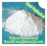 Polvo sin procesar oral de adquisición total de Turinabol del músculo de la calidad (4-Chlorodehydromethyltestosterone)