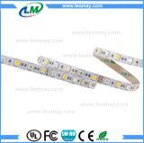 LM80 aprobó SMD5050 RGBW 4 en una tira flexible de la viruta LED