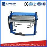 Prix en acier manuel de carter et de machine de pliage de cartons (PBB1020/3SH PBB1270/3SH)