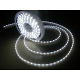 Côté imperméable à l'eau émettant la bande flexible d'éclairage LED