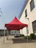 тени торговой выставки 3X6m шатер сени самомоднейшей напольной алюминиевой красный