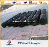 Polypropyleen pp Tweeassige Geogrid voor de Versterking van de Hulpgraad