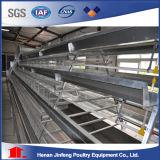 La volaille en acier de qualité renferment la cage de matériel de ferme de poulet de Chine