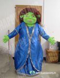 Hi 2013 Fiona mascotte du festival de caractère Costume personnalisé