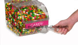 Doos van het Suikergoed van Yyb de Acryl met Etiket