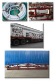 Tubo flessibile Drilling industriale di acciaio di spirale di gomma del filo