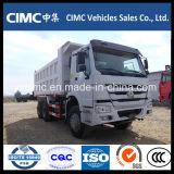 Camion dell'Etiopia delle rotelle del camion 6X4 336HP 10 di Sinotruk/autocarro a cassone
