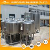 Sistema de preparación automatizada maquinaria Cervecería