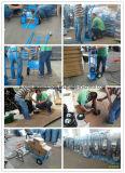 Alimentação de fábrica preço competitivo de alta qualidade carrinho de mão dobrável