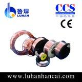 Arame de soldagem de gás de CO2 de 1,2 mm / 1,6 mm com Ce, CCS. ISO
