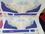 Roulis de tête d'impression de PE Dx5 du grand format 3.2m pour rouler l'imprimante UV avec l'imprimante à jet d'encre élevée de Digitals de Stabilité-Xuli
