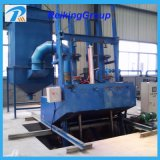 Type pivotant de la Chine grenaillage Machine
