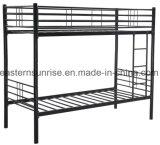 安く強く安全な対の子供の金属の鋼鉄鉄の二段ベッド