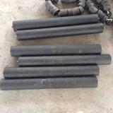 Materiaal die het Op hoge temperatuur van Tfp de Bestand Leegloper van de Transportband voor Chemisch product en Mijnbouw vervoeren