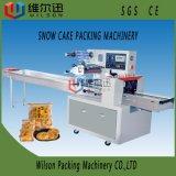 Máquina de empacotamento do descanso do alimento do gelado de Formosa pelo controle do PLC