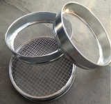 Tamiz tejido del prueba de laboratorio del micrón del tamiz del filtro de acoplamiento de alambre del acero inoxidable de 500 micrones