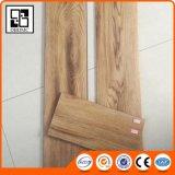 Planches d'intérieur en bois antidérapage de plancher de PVC de carrelages de cliquetis des graines de PVC Vinly