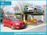 Drehen keines Zusammenstoß-Vermeidungs-Parken-Systems