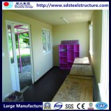 Camera moderna del contenitore/Camera prefabbricata del contenitore/case modulari
