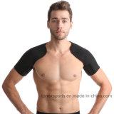Soporte doble unisex del hombro de la compresión del neopreno