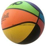 ثمانية لون رسميّة حجم مطاط كرة سلّة
