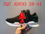 2017 nuevos Adv del soporte de Eqt 93/17 palomita de la serie del acoplamiento se divierten los zapatos ocasionales de los deportes Shoes28-44children de los pares femeninos de los modelos de los hombres de los zapatos