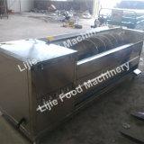 Máquina de limpeza de batata doce comercial/ Data da máquina de limpeza