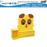 Meubles de jardin maternelle Cuivres pour enfants en acier inoxydable (HC-4502)