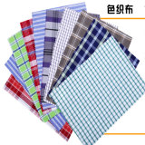 BaumwollYarn-Dyed Gewebe 100% für Kleid