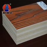 Деревянная доска слоения листа пены слоения зерна WPC