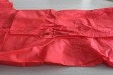 Fato-macaco não tecidos descartáveis para protecção industrial