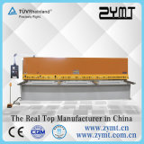 Hydraulische scherende Stahlausschnitt-Maschine 6mm der Maschinen-QC12k-6/3200