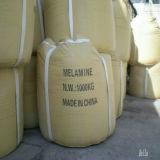 Меламин 99.8% порошка промышленной ранга белый кристаллический