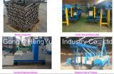 Machine de briqueterie en bois à biomasse à faible coût