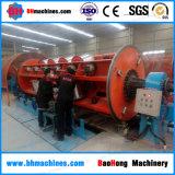 Máquina de encalladura rígida del marco del alambre de cobre