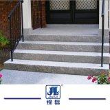 Непосредственно на заводе серого гранита лестницы/ширина колеи с Установите противоскользящие поездки линию на улице и в помещении