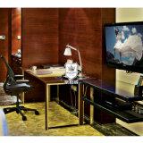 Qualitäts-Hotel-doppeltes Bett-Entwurfs-Möbel in der Gewebe-Polsterung