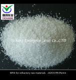 Óxido de aluminio blanco - calidad del ladrillo